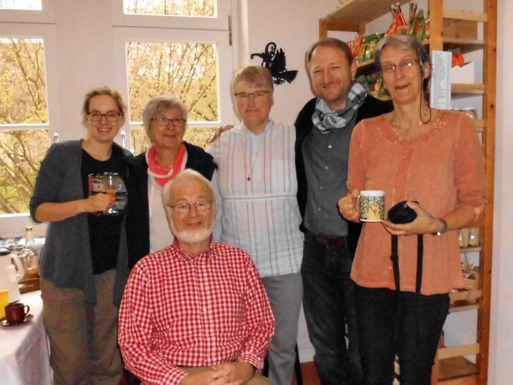 Weltladen-Team und Mitglieder von Fair in Braunschweig e.V.