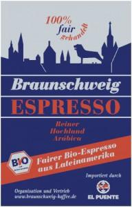 espresso etikett
